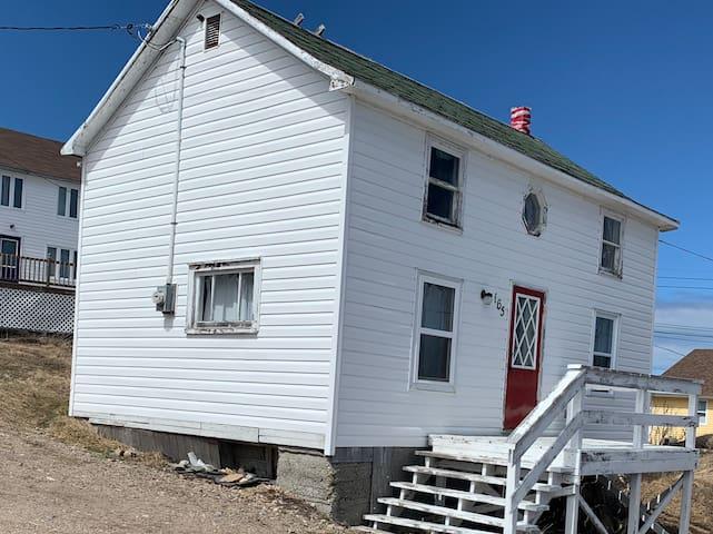 Joe Batt's Arm Cottage