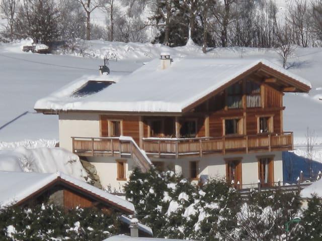 Chalet French Alps la Plagne Paradiski