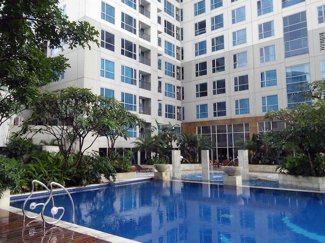 Luxury Apartment, Casa Grande - Kota Kasablanka - Tebet - Byt