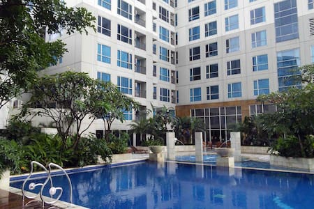 Luxury Apartment, Casa Grande - Kota Kasablanka - Tebet