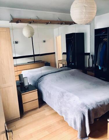 Cozy flat near Faubourg Saint-Honore