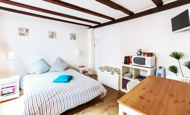 Cute apartment heart of city - Strasbourg - Daire