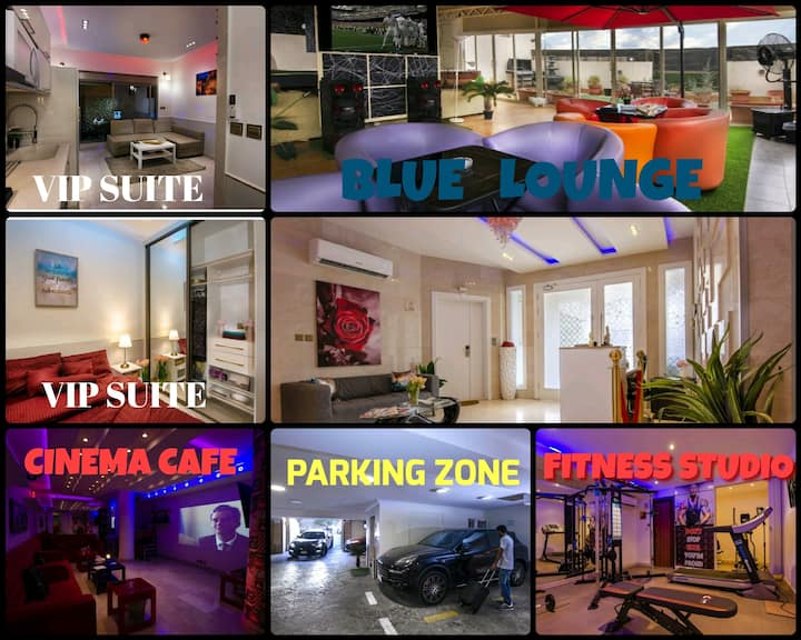 Luxury VIP SUITE Apartment (Private Building)