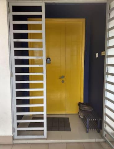 Homestay @ apartment Shah Alam