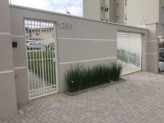 Nido Residence - Flat 2 estacionamento e segurança