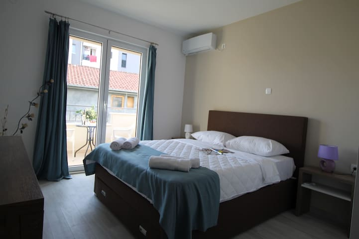 New & modern Double room in Budva 1 - Budva