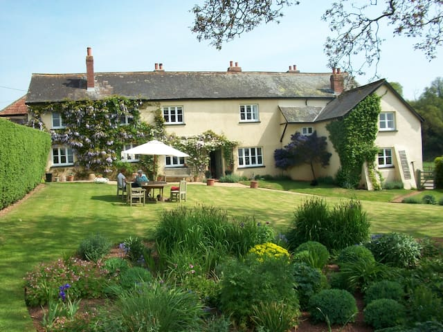 Beautiful Devon Farmhouse - Bradninch - Talo