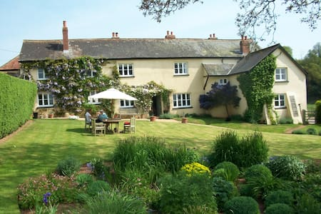 Beautiful Devon Farmhouse - Bradninch
