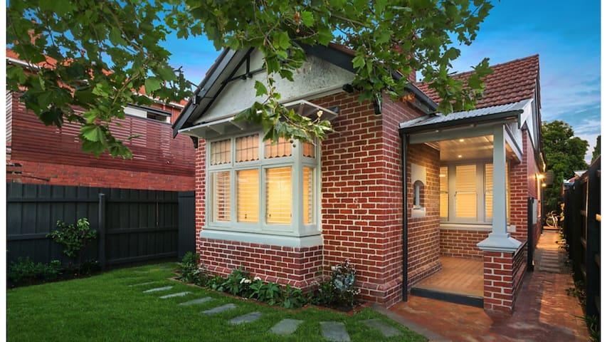 Elwood/ St Kilda new modern home - Elwood - House