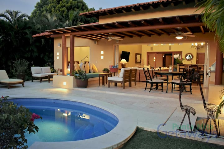 Harbor House, 3 bd Villa in Las Palmas, Punta Mita