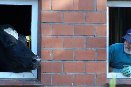 Ferienbauernhof Müller an der Nordsee: FeWo 3 - Neuschoo - Wohnung