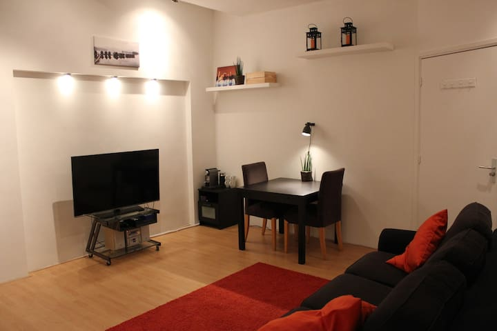Modern nice apartment in the city centre - Groningen - Huoneisto