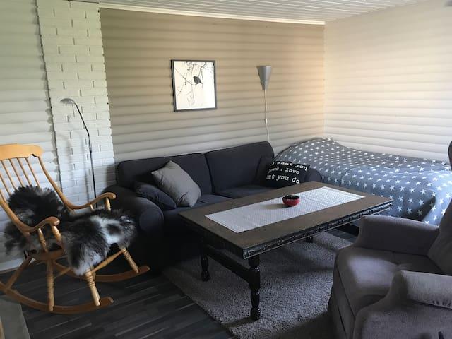 Leilighet på Vadsøya/Cozy apartm. near city center