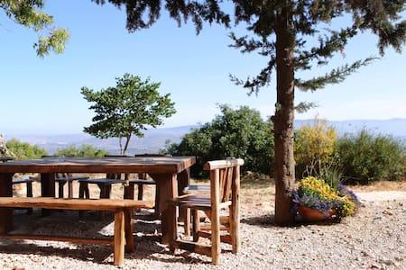 Inspirational Eclectic Mountain Top Experience - Villa