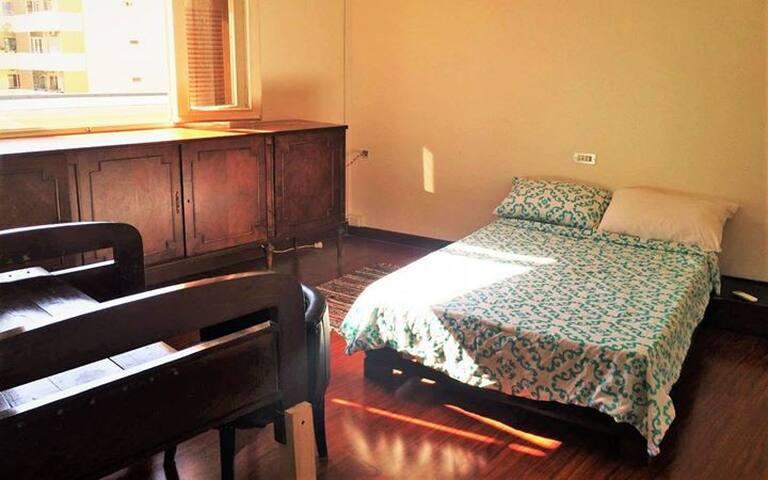 Private room in a very nice duplex (Achrafieh)