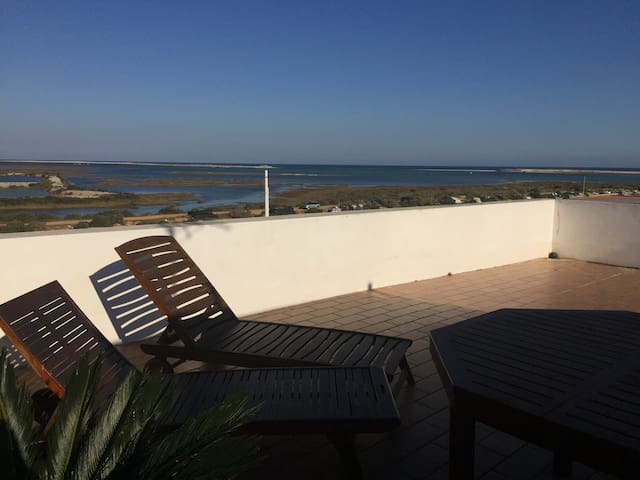 Paradise Apart.2Br Near the Beach - Fuseta - Apartamento