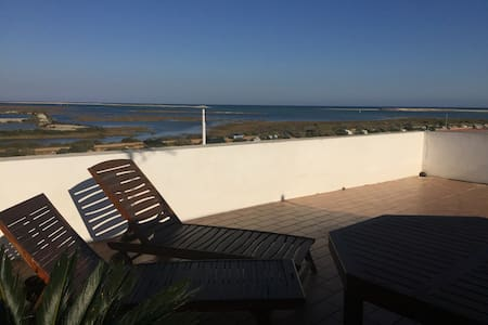 Paradise Apart.2Br Near the Beach - Fuseta