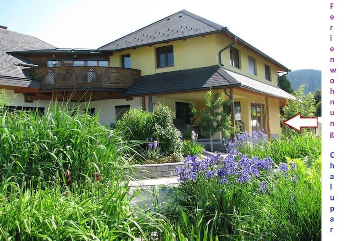 Ferienwohnung Chalupar - Kefermarkt Oberösterreich - Kefermarkt - Apartamento
