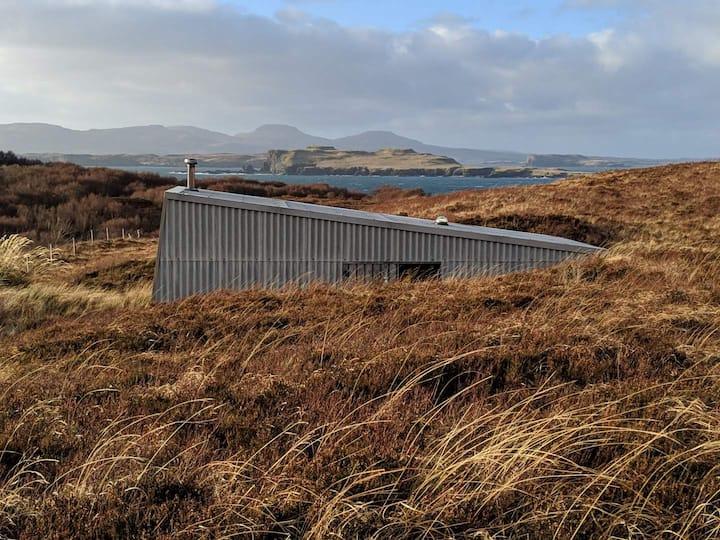 The Studio  Architect Designed Isle of Skye