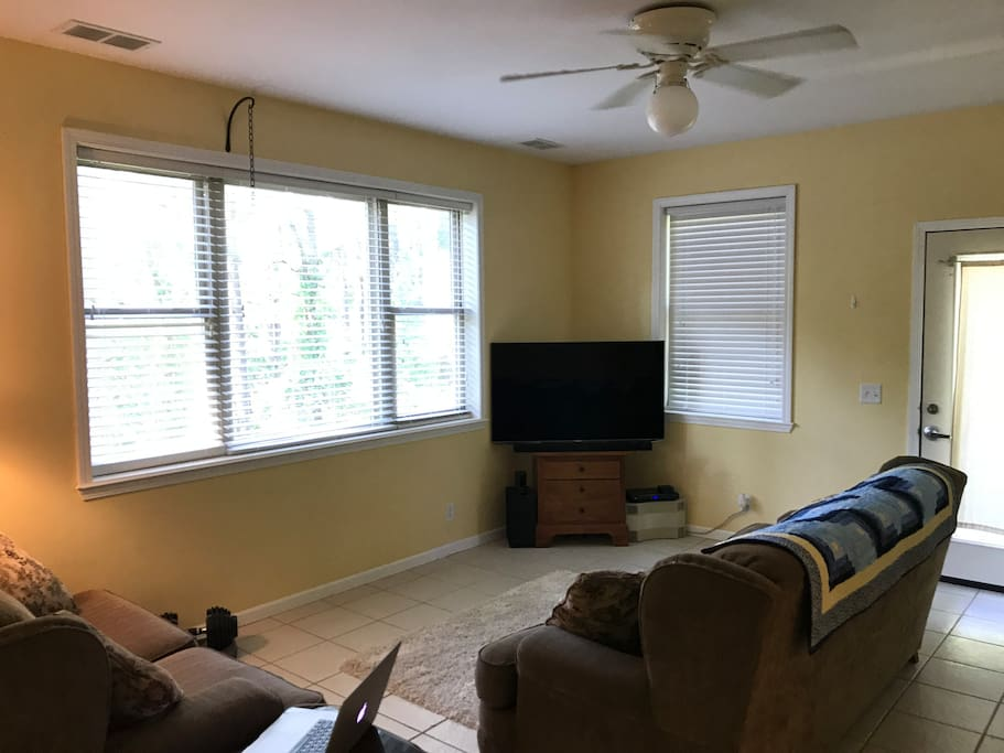 Living room. View 3.