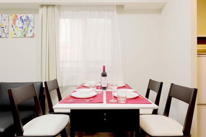 HIZ HOTEL Ginza  Luxury Apartment Hotel 1001