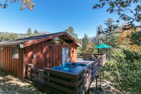 Raccoon Rock - Charming Hot Tub Cabin