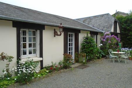 Basse Normandie 30 min du Mont St Michel - Saint-Hilaire-du-Harcouët - Гостевой дом