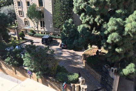 Downtown Garden View - Beirut