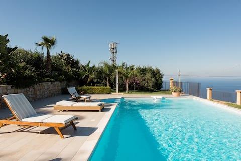 Mediterranean Apartment with Breathtaking Views
