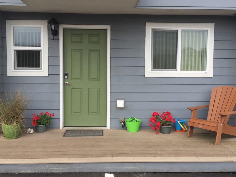 Welcome to Green Door!
