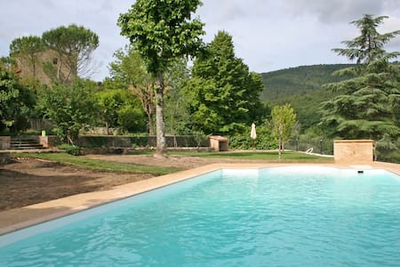 Casa Del Poggio - Stigliano - Huvila