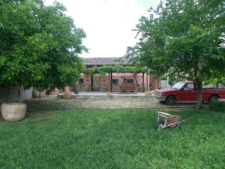 Agroikia Areti Farmhouse