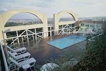 Flat HB Hotels Sequóia. Melhor região de Alphaville.