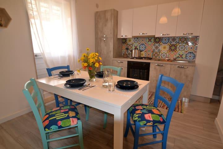 Case degli Avi,  camere nel Borgo Marinaro