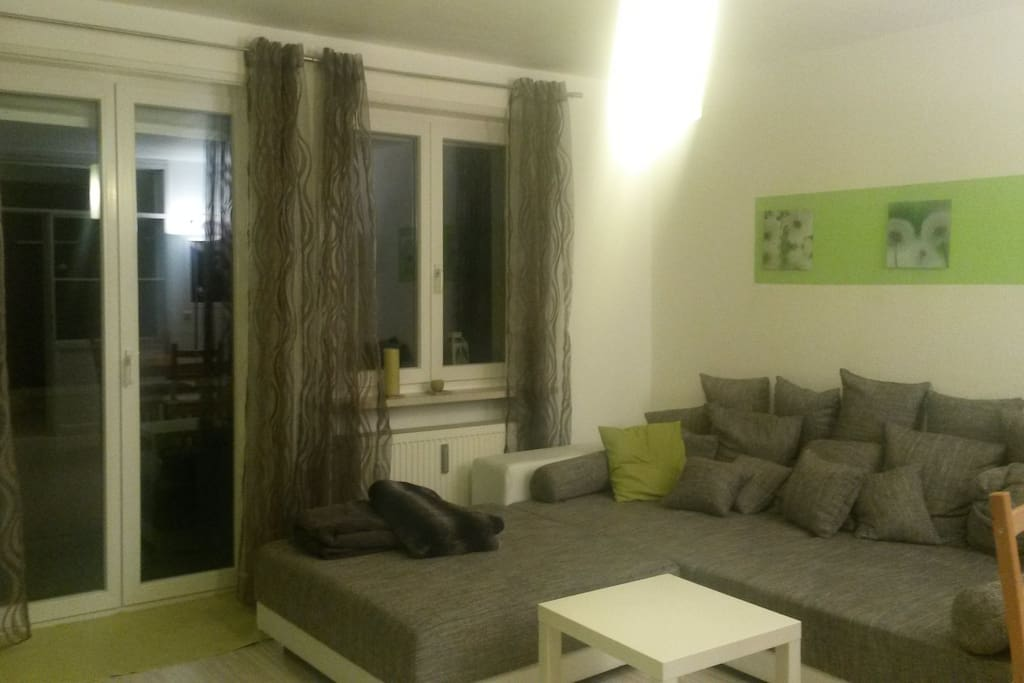 Quiet and central apartment next to the fuggerei for Augsburg apartments for rent