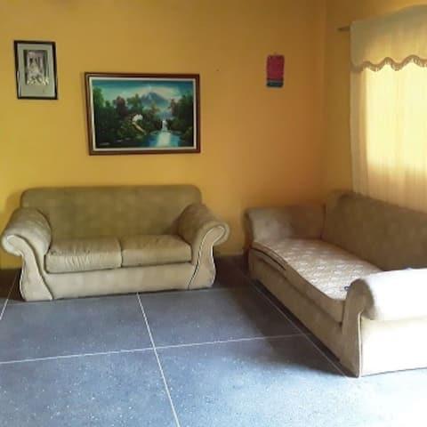 Casa Campo El Trapiche, En Chuspa