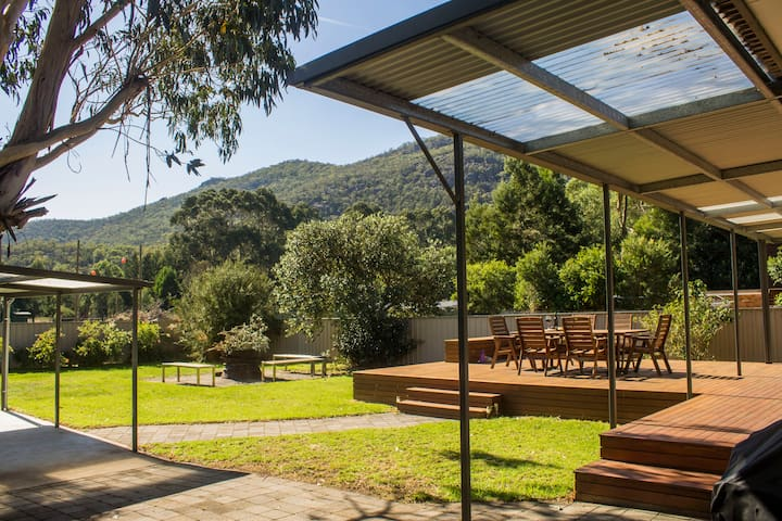 The Gap - Halls Gap Cottage