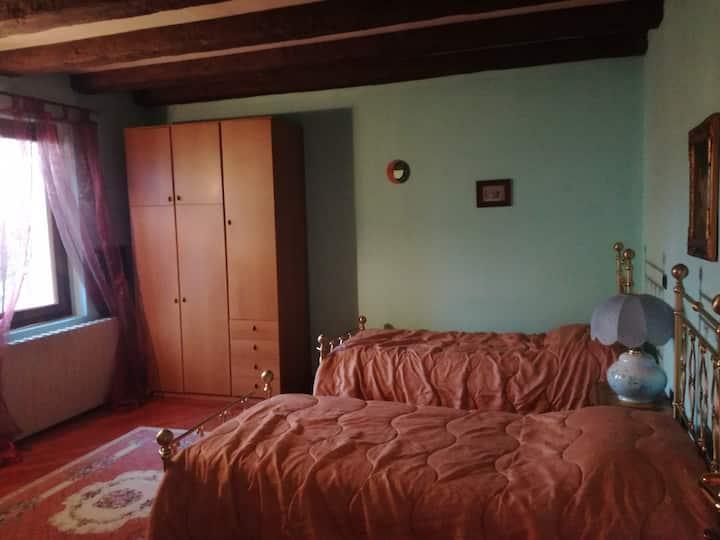 Affitto stanza due posti letto