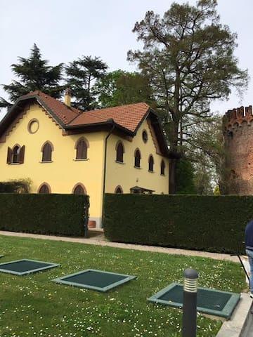 Villa nel parco, Rozzano - Rozzano - Maison