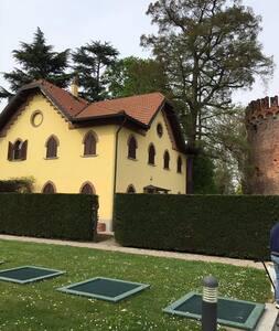 Villa nel parco, Rozzano