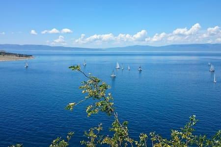 Splendid view on the entire Kvarner - Kraljevica