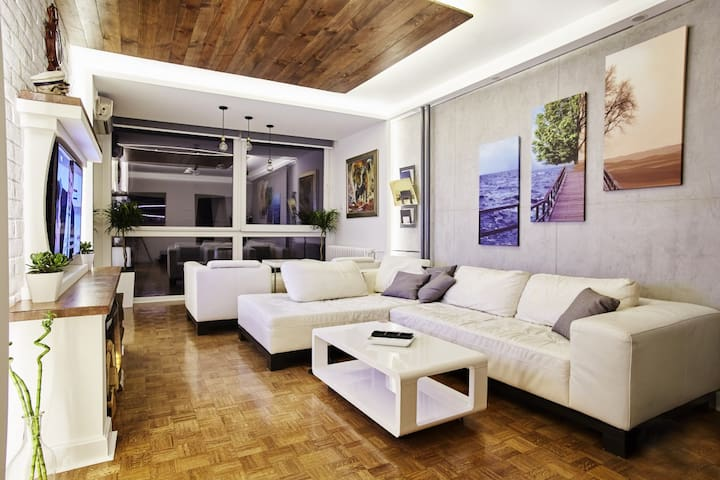 Belgrade Riverfront Apartment