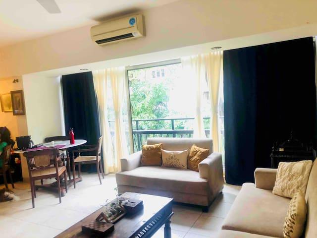 Elegantly furnished apartment