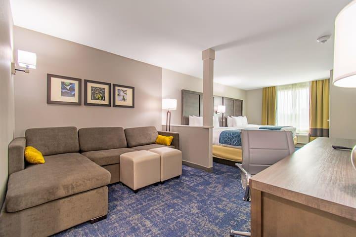 Comfort Suites Humble-Houston
