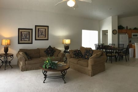 4 bd. Pool home in Davenport  15 mins to Disney - Davenport