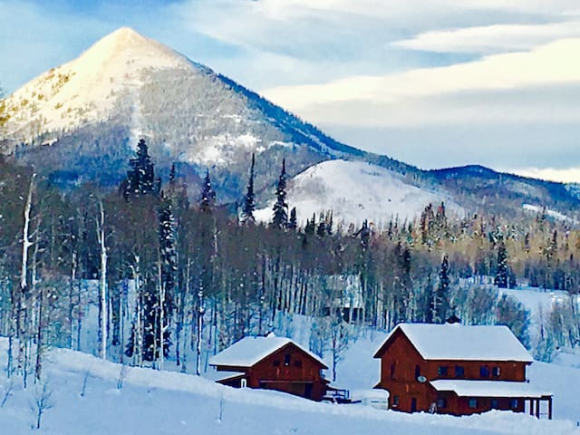 Really Nice 1+bedroom Apt close to Steamboat Lake! - Clark - Bed & Breakfast