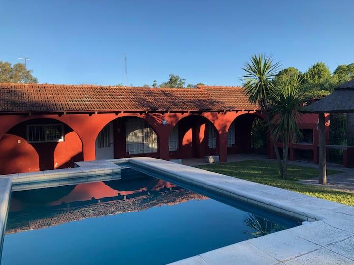 Casa quinta en Sauce Viejo! Gran parque!!!!