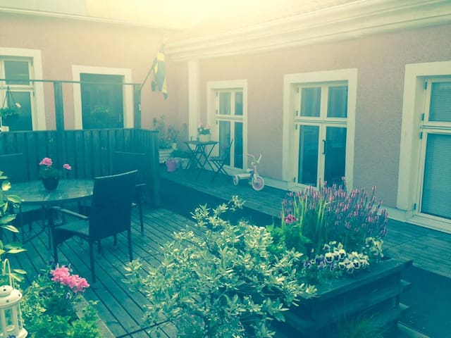 Mysigt mitt i Kalmar - Kalmar - อพาร์ทเมนท์
