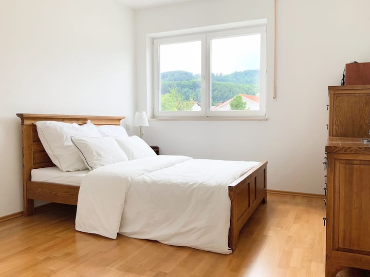 Private Bedroom With Mountain View <room 1>