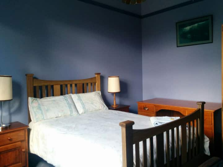 Spacious room in Federation House